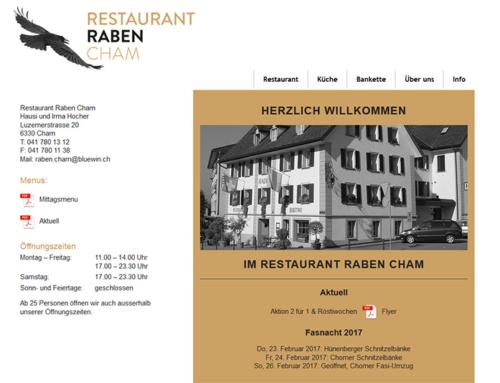 Restaurant Raben