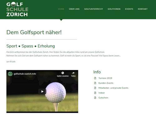 Golfschule Zürich