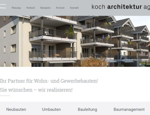 Koch Architektur AG