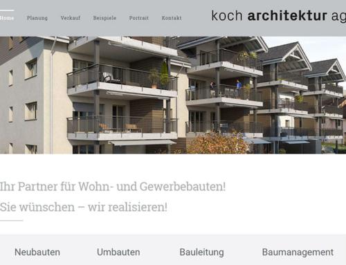 Koch Architektur AG