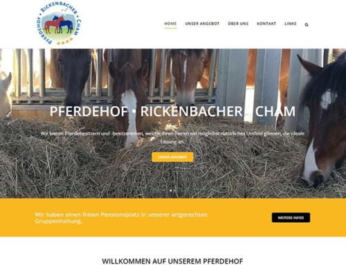 Pferdehof Rickenbacher