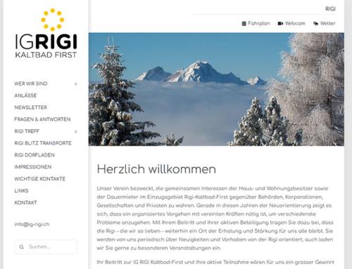 IG Rigi